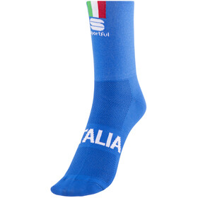 Sportful Italia 12 Socks electric blue